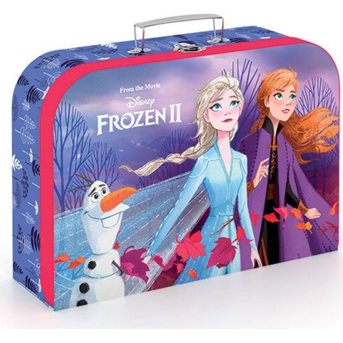 Karton P + P Kufrík lamino 34 cm Frozen