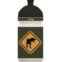 Karton P + P Fľaša na pitie 500 ml T-rex