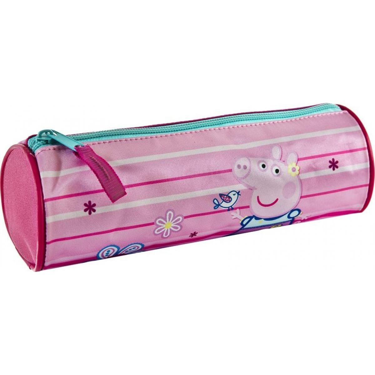 Karton P + P Púzdro Etue guľatá Peppa Pig