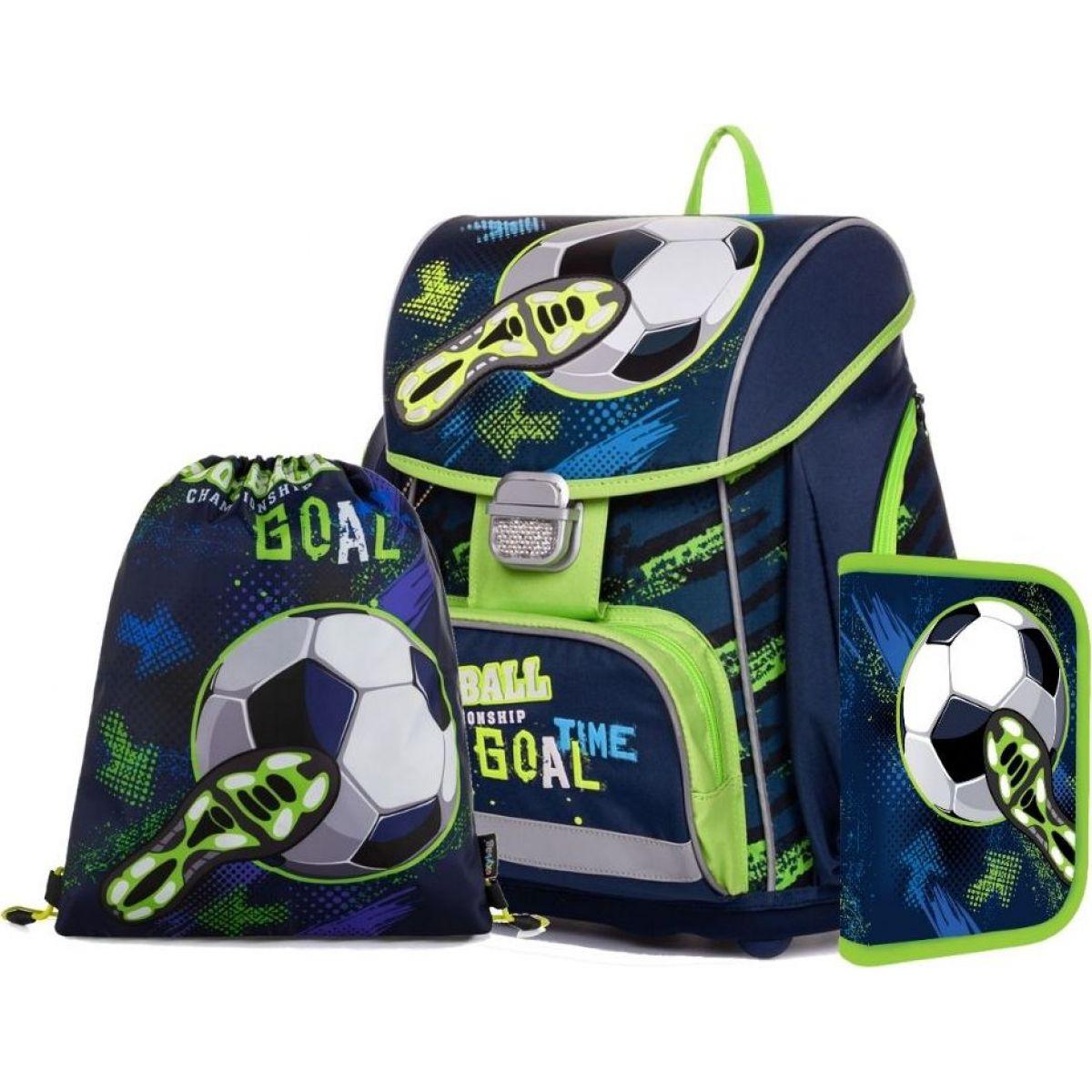 Karton P + P Set 3dielny Premium futbal