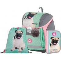 Karton P + P Set 3dielny Premium Isha - My love Pet