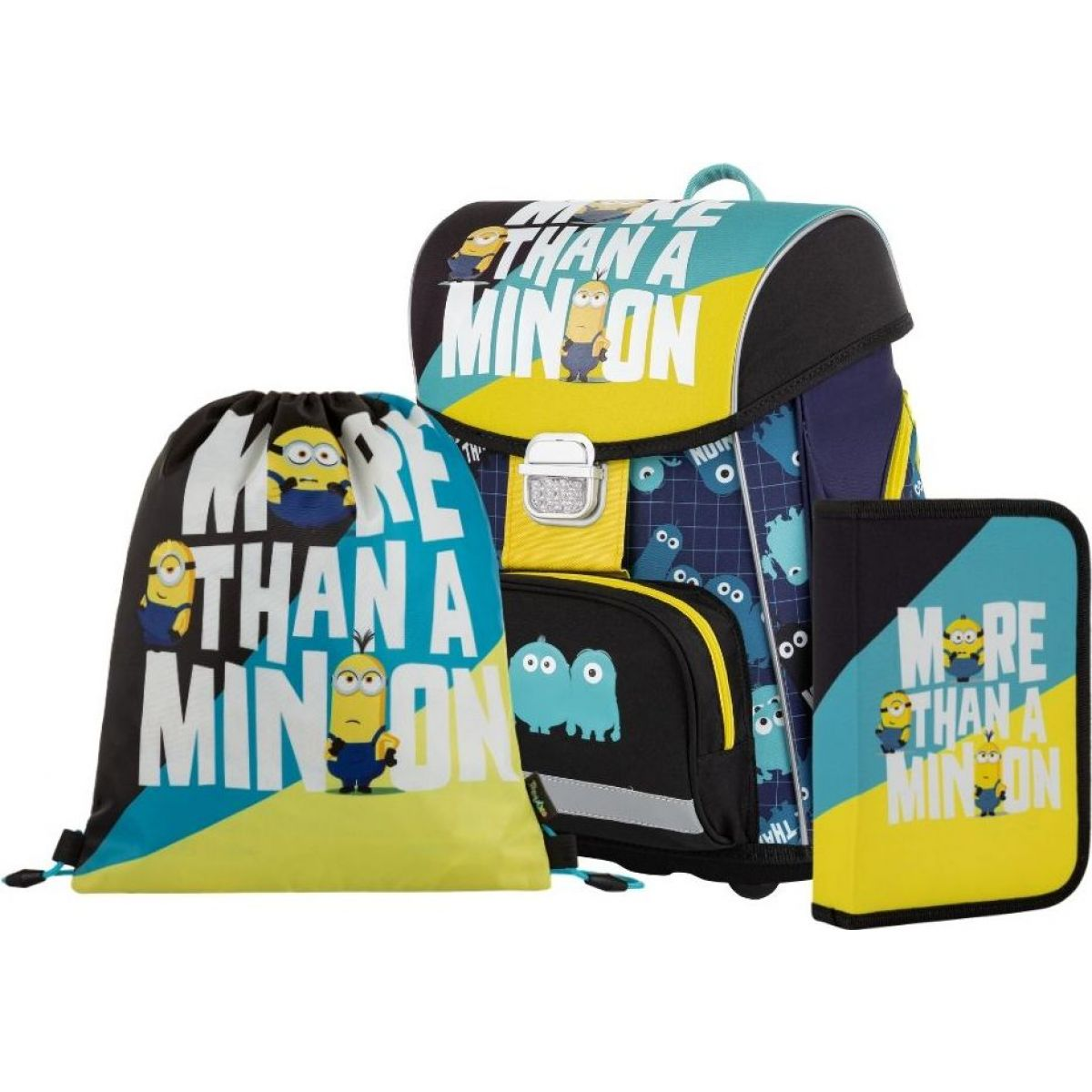 Karton P + P Set 3dielny Premium Minions 2