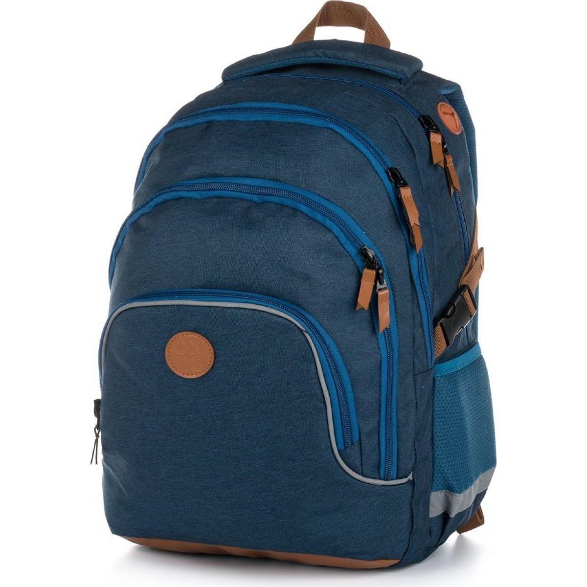 Karton P + P Školský batoh Oxy Scooler Blue