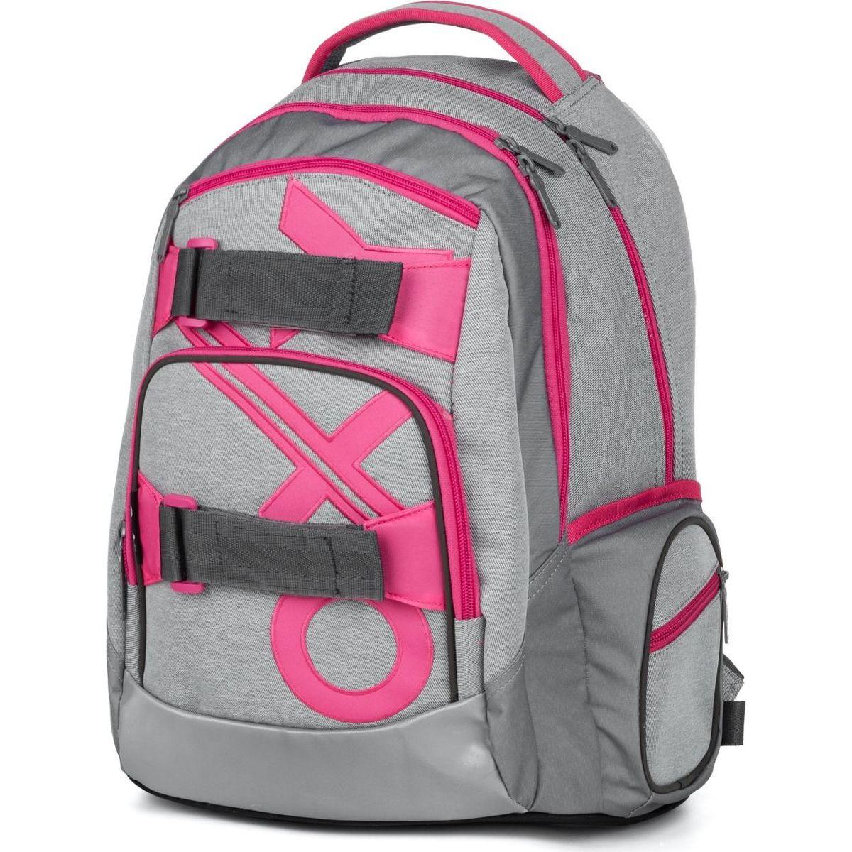 Karton P + P Školský batoh Oxy Style Mini pink