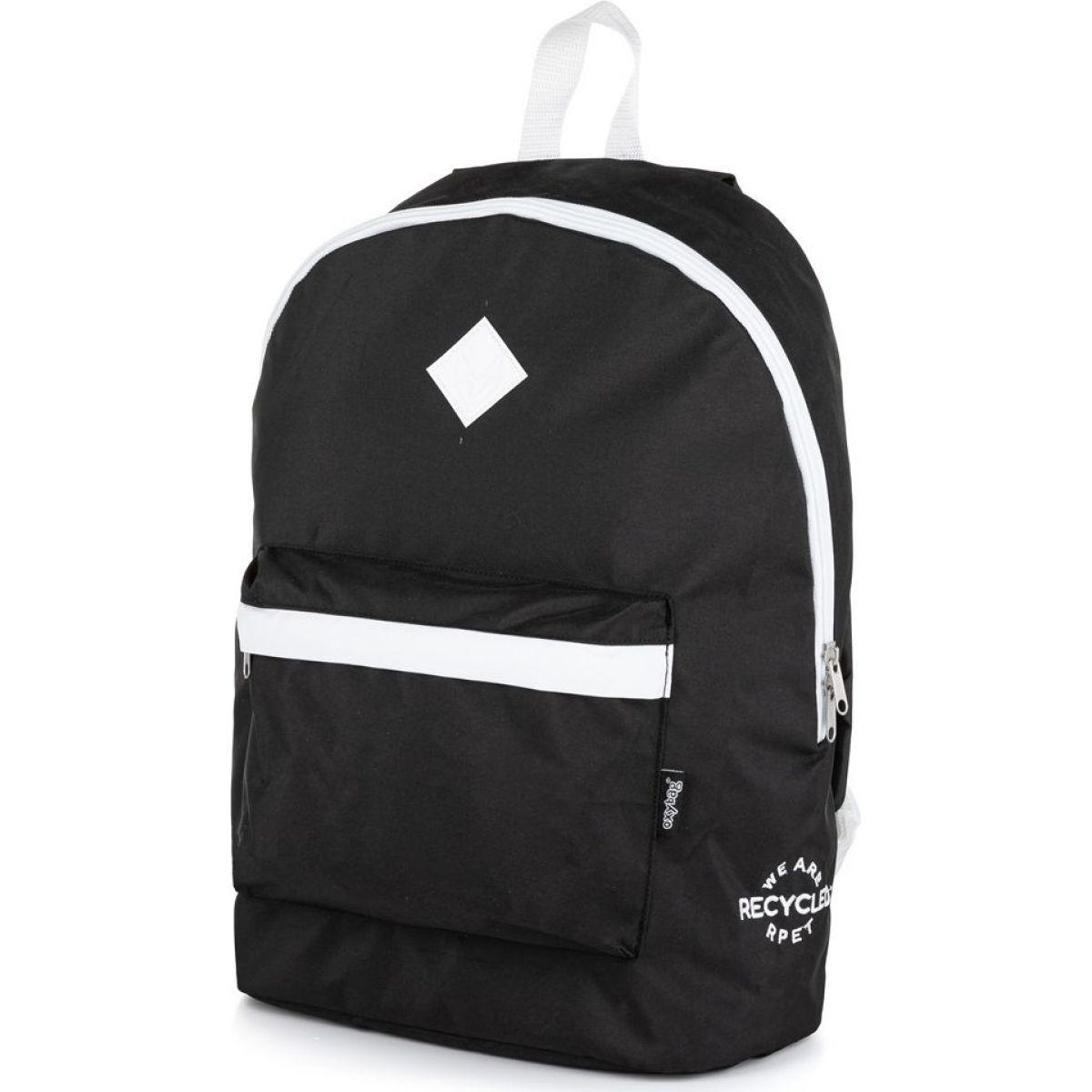 Karton P + P Študentský batoh Oxy Street fashion Black