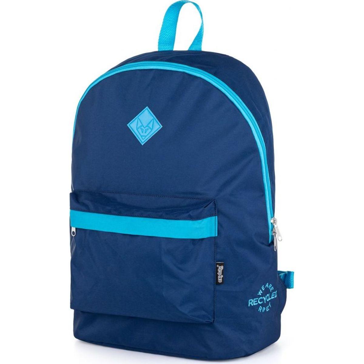Karton P + P Študentský batoh Oxy Street fashion dark Blue