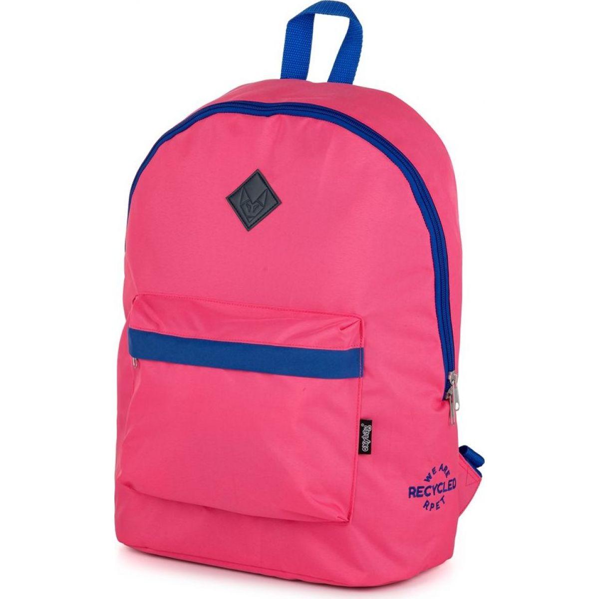 Karton P + P Študentský batoh Oxy Street fashion pink
