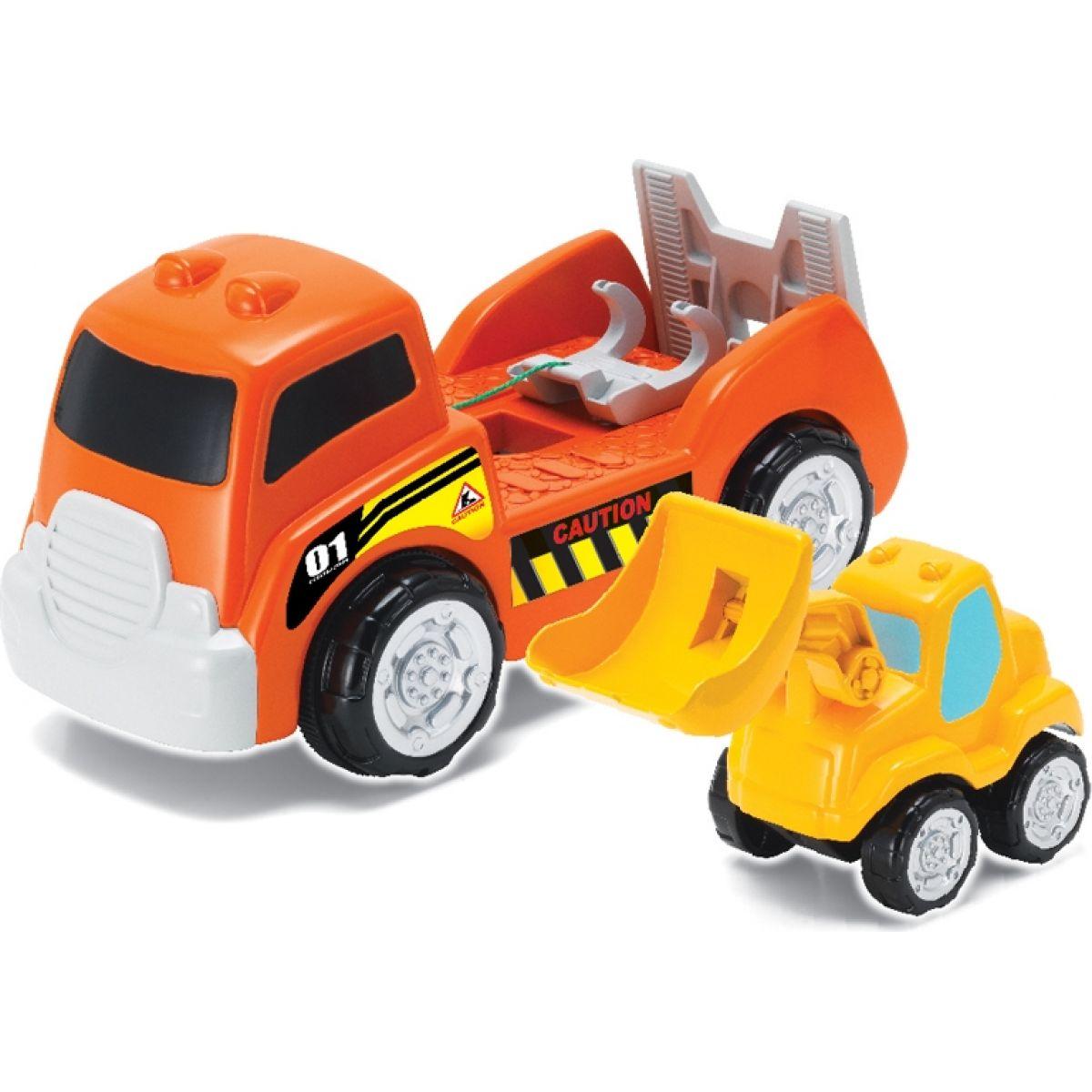 Keenway Prepravné auto s bagrom