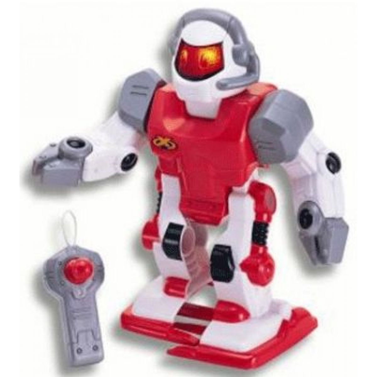 Keenway Robot Action Červená