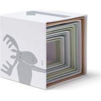 Kids Concept Kocky kartónovej Edvin 10 ks NEW 3