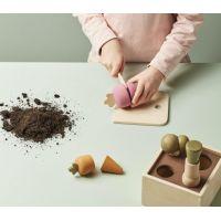 Kids Concept Kvetináč so zeleninou drevený Bistro 5