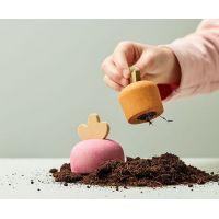 Kids Concept Kvetináč so zeleninou drevený Bistro 6