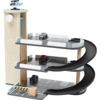Kids Concept Parkovisko Aiden drevené