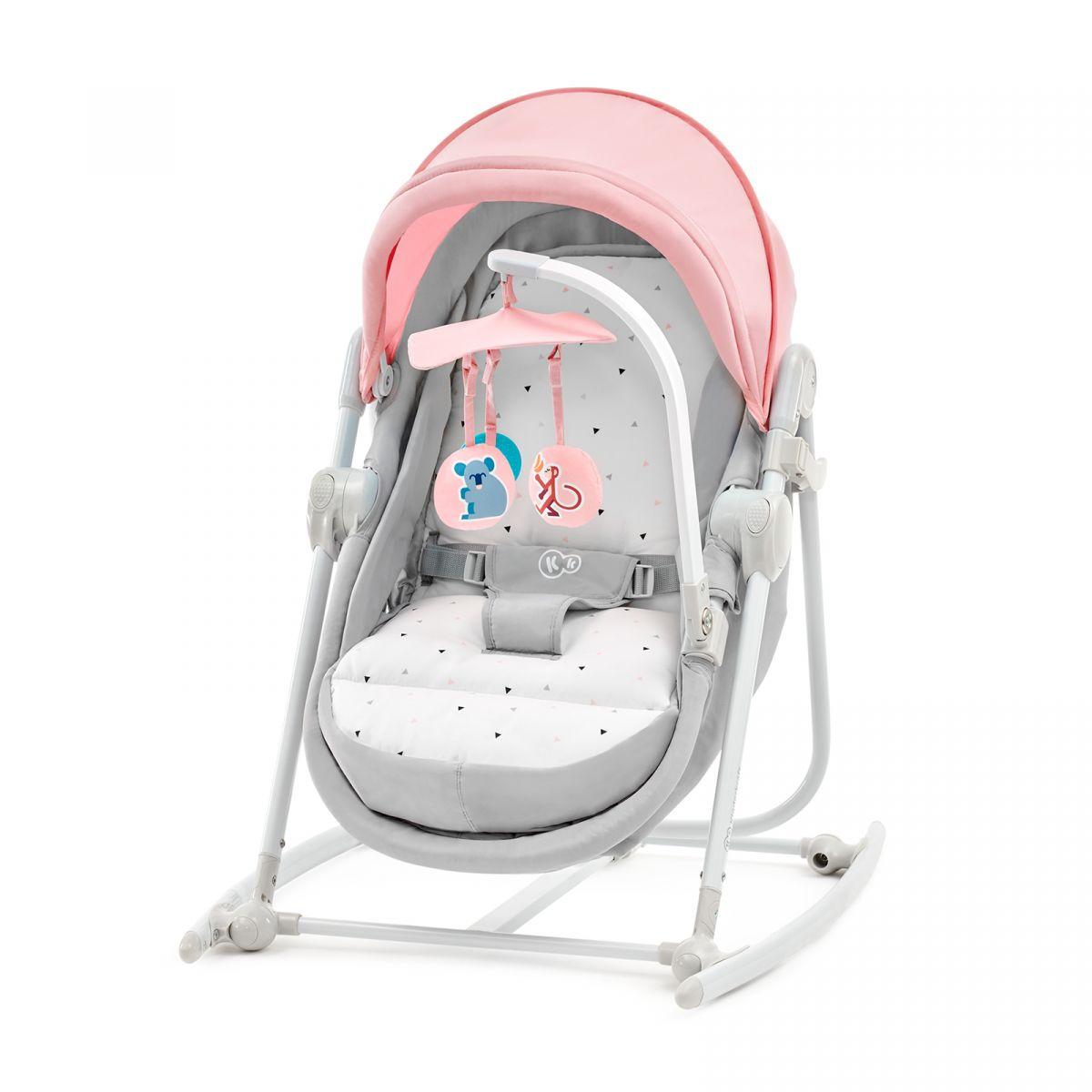 Kinderkraft Lehátko 5v1 Unimo Light Pink Kinderkraft 2019