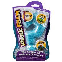 Kinetic sand Kinetic Foam 1 barva - Modrá