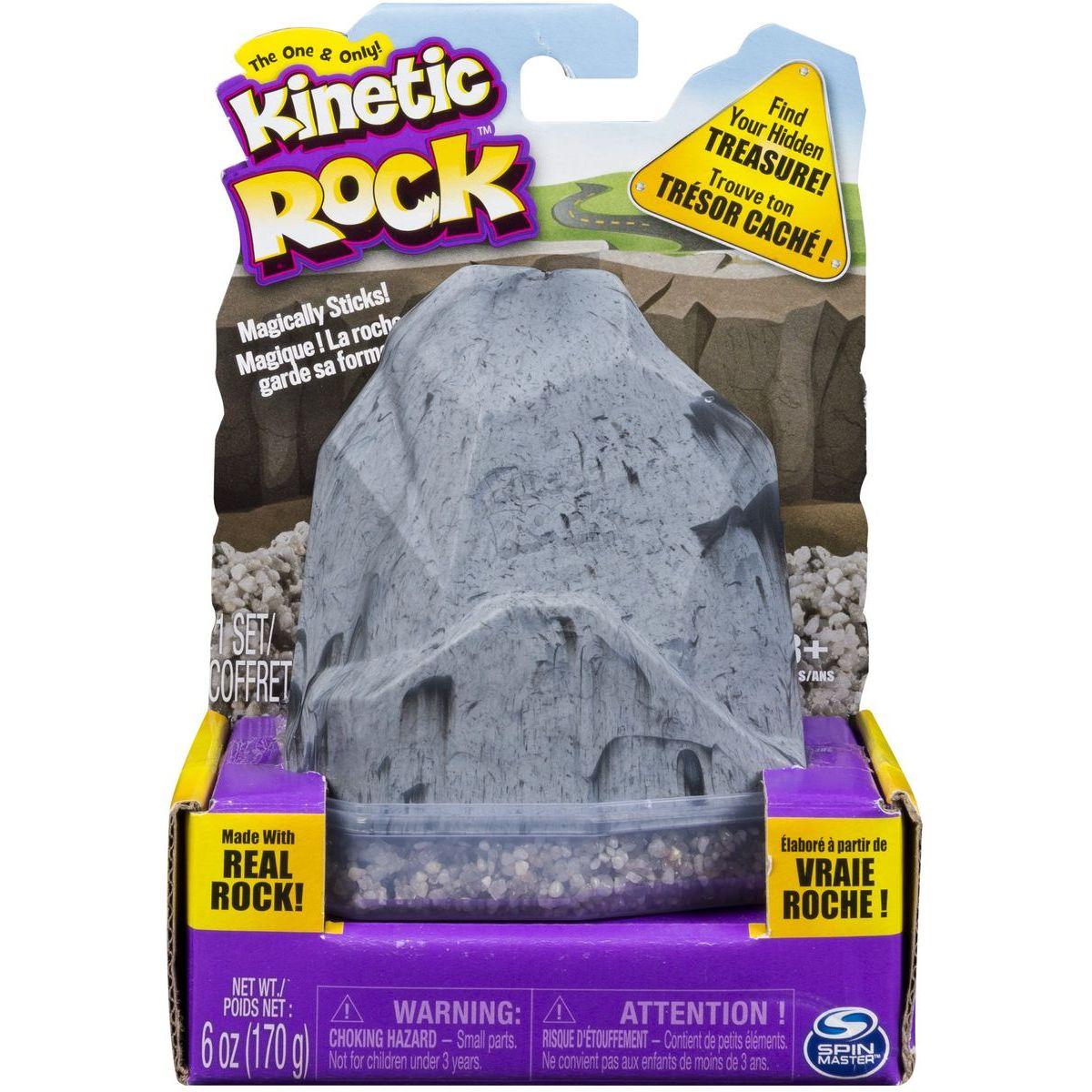 Kinetic Rock Základné balenie 170 g sivý