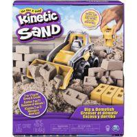 Kinetic Sand sada bágruj a búraj