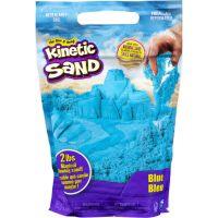 Kinetic Sand Balení barevných písků 0,9Kg modrý
