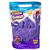 Kinetic Sand Balení fialového písku 0,9Kg