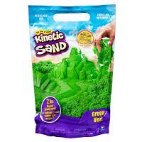 Kinetic Sand Balení zeleného písku 0,9 Kg