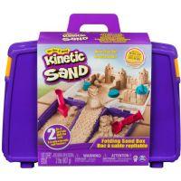 Kinetic Sand Cestovné kufrík s formičkami