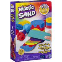 Kinetic Sand dúhová hracia sada 2