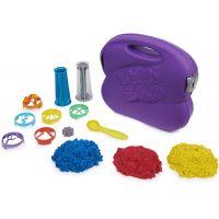 Kinetic Sand kufrík s nástrojmi