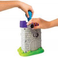 Kinetic Sand středověká věž s doplňky - Poškozený obal 6