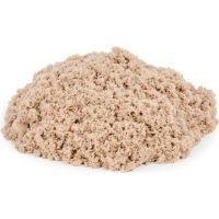 Kinetic Sand voňavý tekutý písek hnědý přírodní