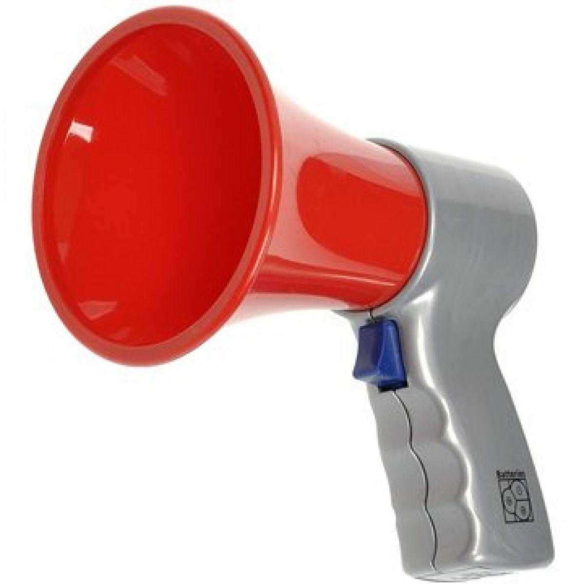 Klein hasičský megafón