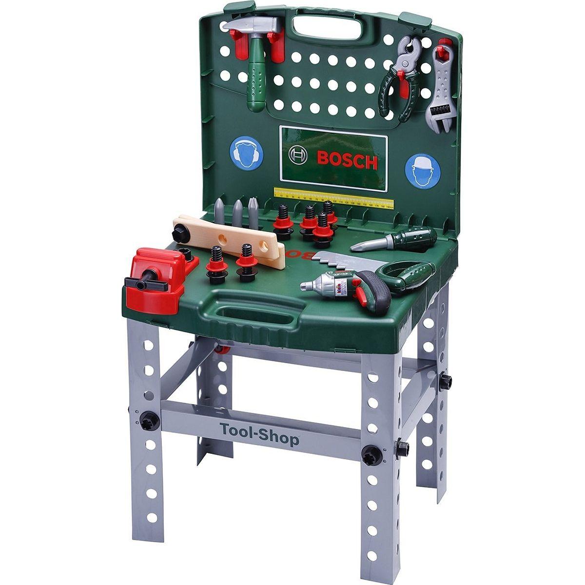 Klein 8686 - Mobilný pracovný stôl BOSCH v kufríku