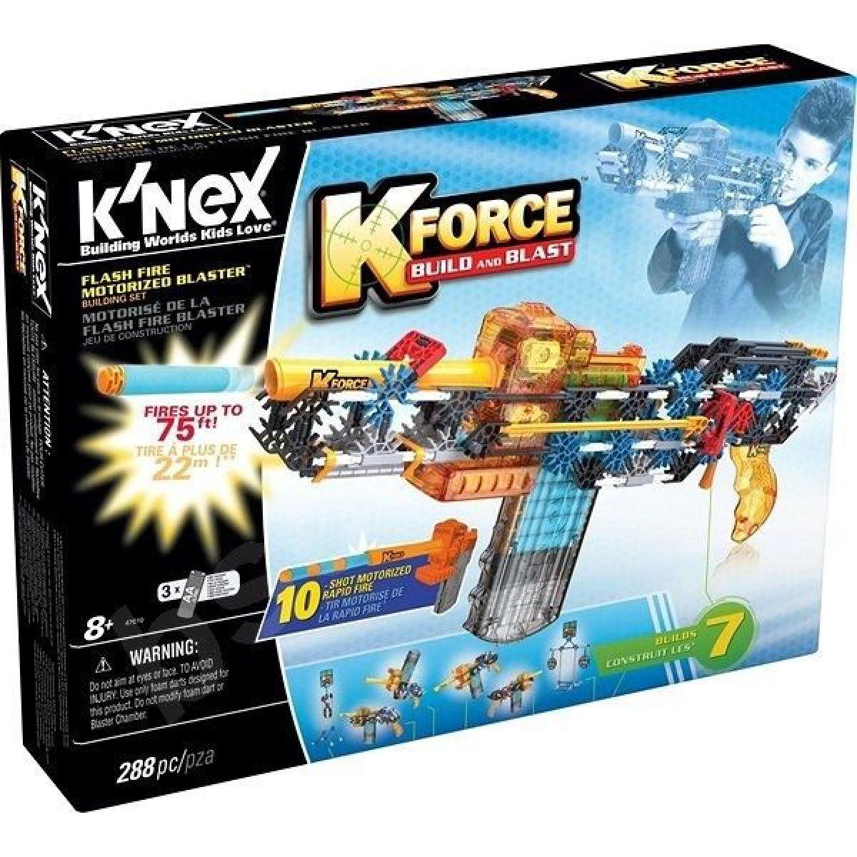 KNex Flash Fire Blaster