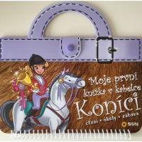 Knížka v kabelce Koníci