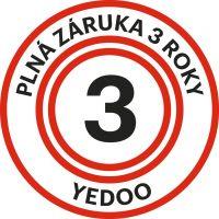 Yedoo Kolobežka Three rada Numbers red 4