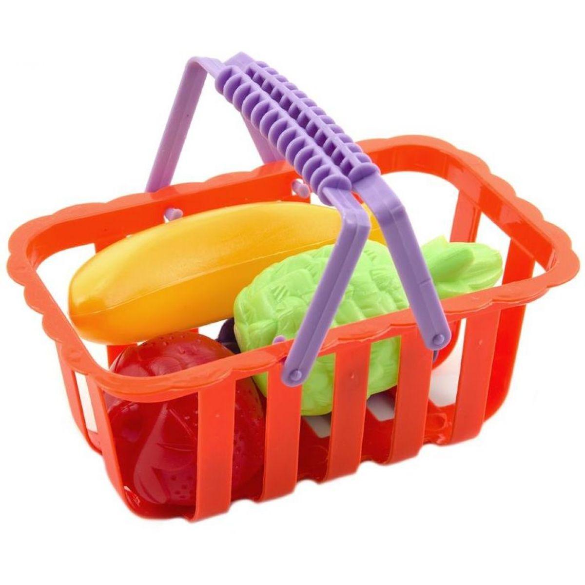 Košík s ovocím nebo zeleninou