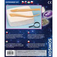 Kosmos Úžasné minerály 3