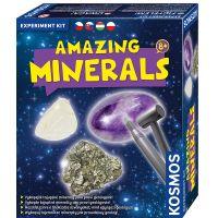 Kosmos Úžasné minerály