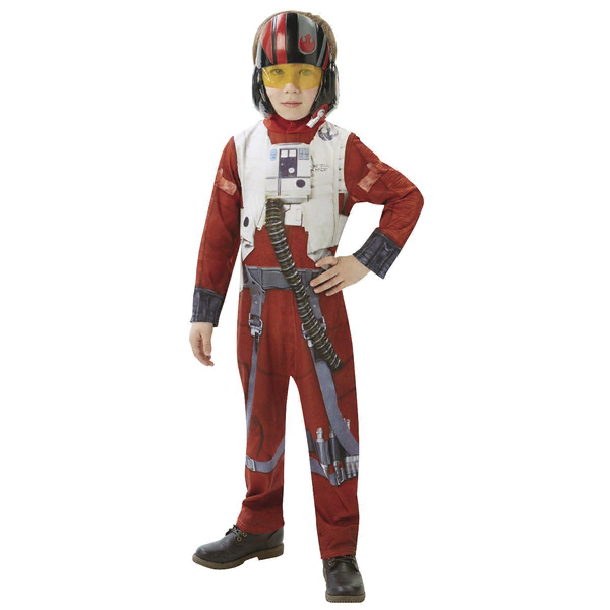Kostým Star Wars X-Wing Fighter Pilot veľ. L