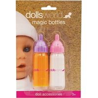 Kúzelné fľaštičky pre bábiky 2ks