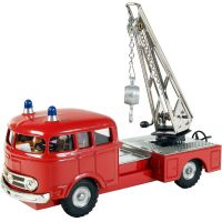 Kovap Mercedes MB 335 hasič - jeřáb