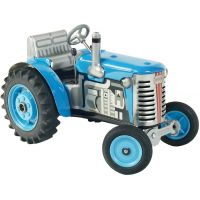 Kovap Traktor Zetor Modrý