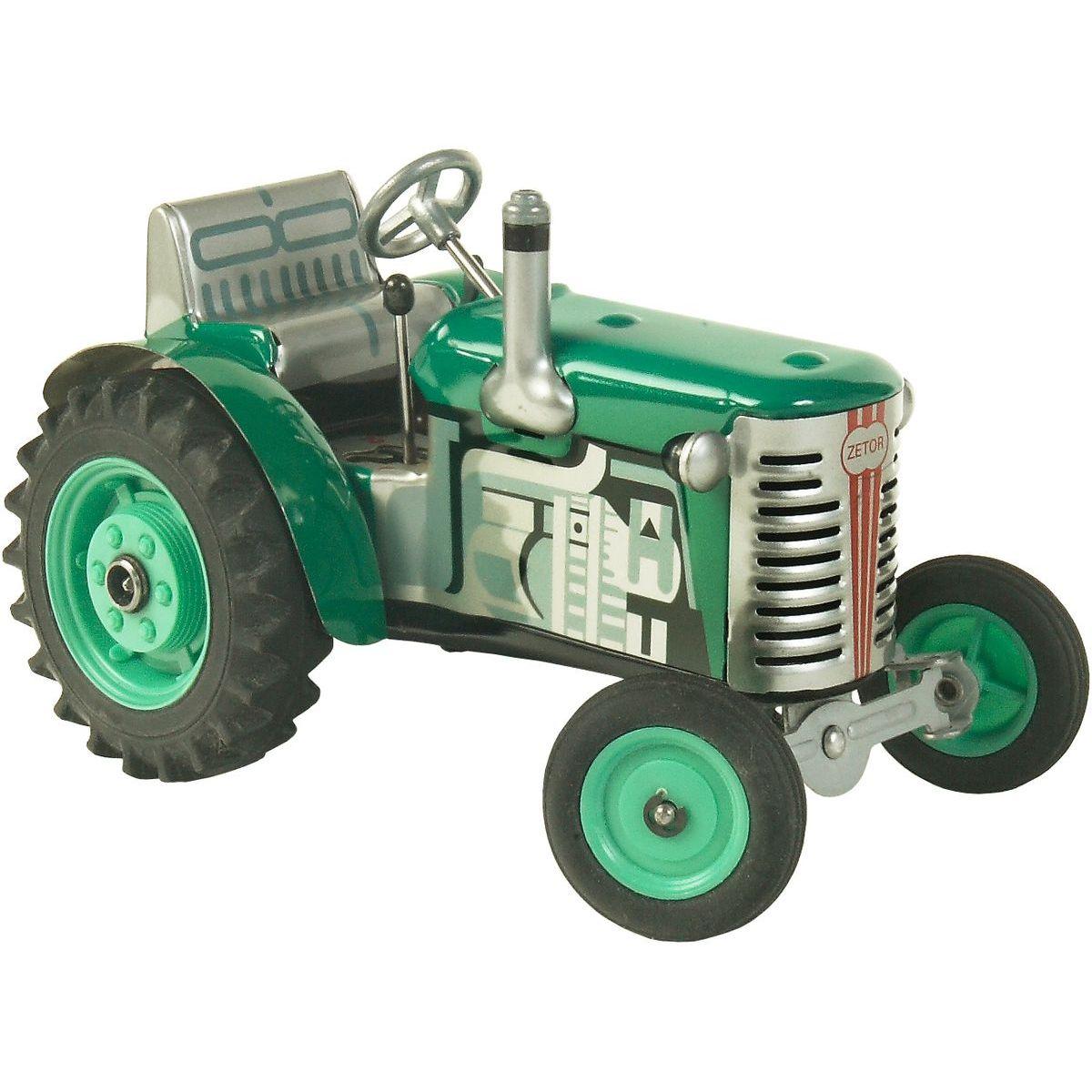 KOVAP Traktor Zetor zelený
