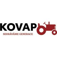 KOVAP Traktor Zetor zelený 2