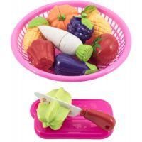 Krájacie ovocie a zelenina v košíku 20 cm