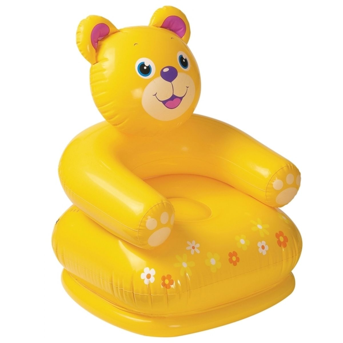Intex 68556 Kreslo nafukovacie zvieratko - Medveď