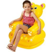 Intex 68556 Kreslo nafukovacie zvieratko - Medveď 2