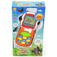 Krtkov mobilný telefón 2