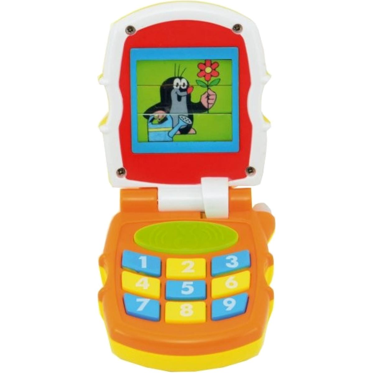 Krtkov mobilný telefón