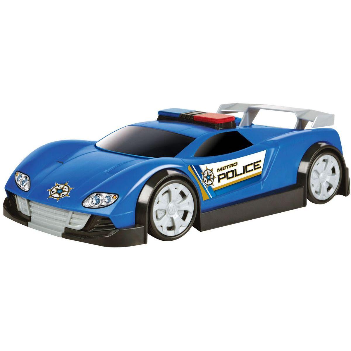 Kufrík na autíčka Policajné auto