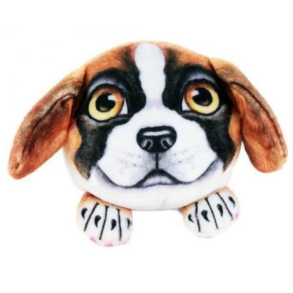 Rappa Kulíšci - plyšové psy, 9 cm D